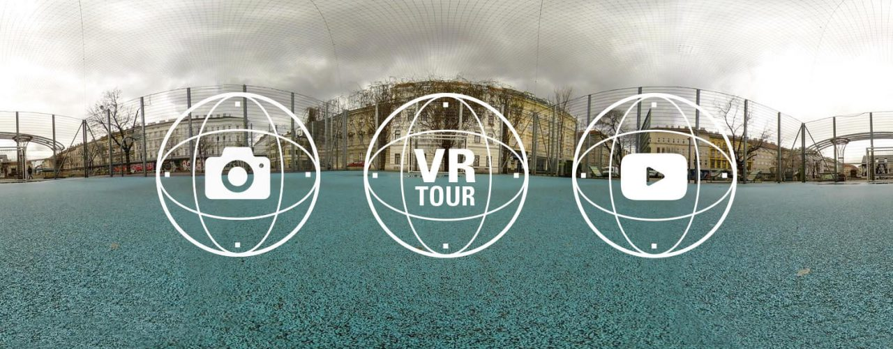 Fotografia 360 e VR Tours